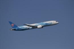 344さんが、羽田空港で撮影した中国南方航空 787-9の航空フォト(飛行機 写真・画像)