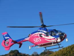 チダ.ニックさんが、静岡ヘリポートで撮影した静岡エアコミュータ EC135P2+の航空フォト(飛行機 写真・画像)
