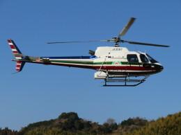 チダ.ニックさんが、静岡ヘリポートで撮影したエクセル航空 AS350B2 Ecureuilの航空フォト(飛行機 写真・画像)
