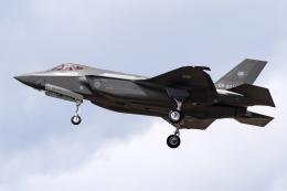 Flankerさんが、三沢飛行場で撮影した航空自衛隊 F-35A Lightning IIの航空フォト(飛行機 写真・画像)