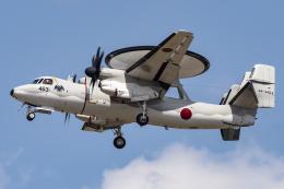 Flankerさんが、三沢飛行場で撮影した航空自衛隊 E-2C Hawkeyeの航空フォト(飛行機 写真・画像)