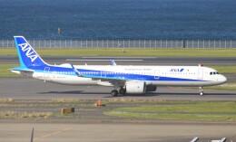 Rsaさんが、羽田空港で撮影した全日空 A321-272Nの航空フォト(飛行機 写真・画像)