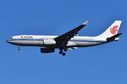 Deepさんが、成田国際空港で撮影した中国国際航空 A330-243の航空フォト(飛行機 写真・画像)