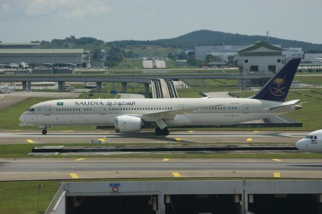 クアラルンプール国際空港 - Kuala Lumpur International Airport [KUL/WMKK]で撮影されたクアラルンプール国際空港 - Kuala Lumpur International Airport [KUL/WMKK]の航空機写真(フォト・画像)