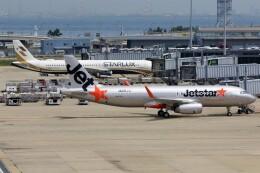 PW4090さんが、関西国際空港で撮影したジェットスター・ジャパン A320-232の航空フォト(飛行機 写真・画像)