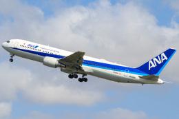 航空フォト:JA608A 全日空 767-300