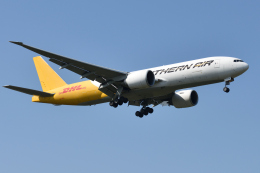 saoya_saodakeさんが、成田国際空港で撮影したサザン・エア 777-FZBの航空フォト(飛行機 写真・画像)