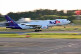 Souma2005さんが、成田国際空港で撮影したフェデックス・エクスプレス 777-FS2の航空フォト(飛行機 写真・画像)