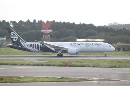 職業旅人さんが、成田国際空港で撮影したニュージーランド航空 787-9の航空フォト(飛行機 写真・画像)