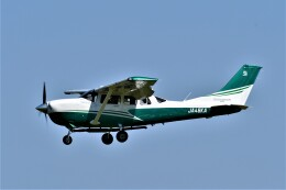 hidetsuguさんが、札幌飛行場で撮影した共立航空撮影 Turbo Stationair TC (T206H)の航空フォト(飛行機 写真・画像)