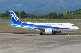 KT 327@KOJさんが、鹿児島空港で撮影した全日空 A320-271Nの航空フォト(飛行機 写真・画像)