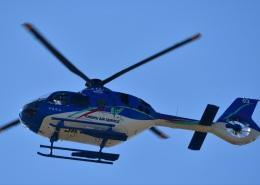 こつぽんさんが、仙台空港で撮影した東北エアサービス EC135P3の航空フォト(飛行機 写真・画像)