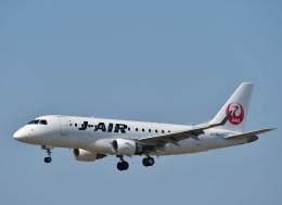 こつぽんさんが、仙台空港で撮影したジェイエア ERJ-170-100 (ERJ-170STD)の航空フォト(飛行機 写真・画像)