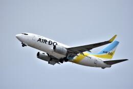 MSN/PFさんが、中部国際空港で撮影したAIR DO 737-781の航空フォト(飛行機 写真・画像)