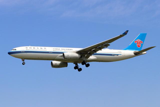 szkkjさんが、成田国際空港で撮影した中国南方航空 A330-343Xの航空フォト(飛行機 写真・画像)