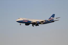ベリックさんが、成田国際空港で撮影したシルクウェイ・ウェスト・エアラインズ 747-83QFの航空フォト(飛行機 写真・画像)