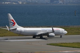we love kixさんが、関西国際空港で撮影した中国東方航空 737-89Pの航空フォト(飛行機 写真・画像)