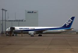 チャーリーマイクさんが、羽田空港で撮影した全日空 767-381F/ERの航空フォト(飛行機 写真・画像)