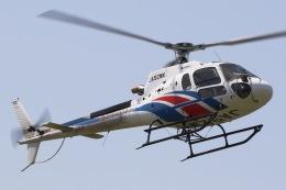 きりしまさんが、東京ヘリポートで撮影した日本法人所有 AS350B3 Ecureuilの航空フォト(飛行機 写真・画像)