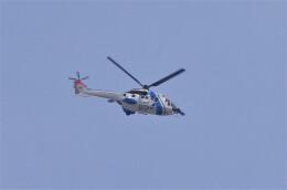 mild lifeさんが、不明で撮影した中日本航空 AS332L1 Super Pumaの航空フォト(飛行機 写真・画像)