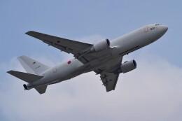 土岐のjunkoさんが、名古屋飛行場で撮影した航空自衛隊 KC-767J (767-2FK/ER)の航空フォト(飛行機 写真・画像)