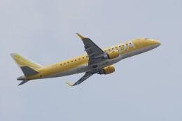 土岐のjunkoさんが、名古屋飛行場で撮影したフジドリームエアラインズ ERJ-170-200 (ERJ-175STD)の航空フォト(飛行機 写真・画像)