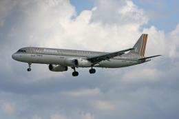 航空フォト:HL7723 アシアナ航空 A321