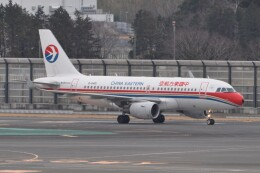 Flying A340さんが、成田国際空港で撮影した中国東方航空 A319-115の航空フォト(飛行機 写真・画像)