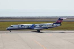 しんさんが、大分空港で撮影したアイベックスエアラインズ CL-600-2C10 Regional Jet CRJ-702ERの航空フォト(飛行機 写真・画像)