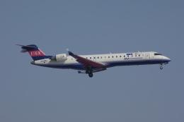 磐城さんが、新千歳空港で撮影したアイベックスエアラインズ CL-600-2C10 Regional Jet CRJ-702の航空フォト(飛行機 写真・画像)