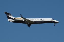 Deepさんが、成田国際空港で撮影したABSジェッツ EMB-135BJ Legacyの航空フォト(飛行機 写真・画像)