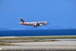 ER_b777logさんが、那覇空港で撮影したジェットスター・ジャパン A320-232の航空フォト(飛行機 写真・画像)