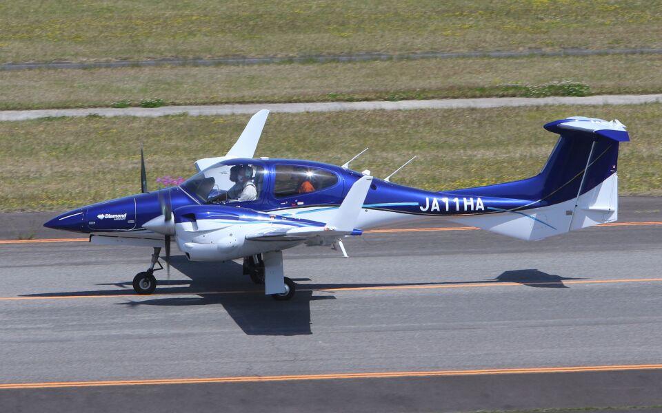 asuto_fさんの本田航空 Diamond DA42 TwinStar (JA11HA) 航空フォト