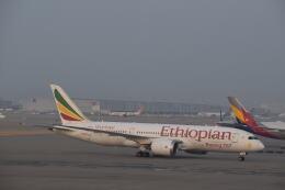 hachiさんが、仁川国際空港で撮影したエチオピア航空 787-8 Dreamlinerの航空フォト(飛行機 写真・画像)