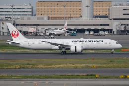 航空フォト:JA882J 日本航空 787-9