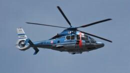 changさんが、立川飛行場で撮影した警視庁 EC155B1の航空フォト(飛行機 写真・画像)
