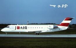 tassさんが、成田国際空港で撮影したジェイエア CL-600-2B19 Regional Jet CRJ-200ERの航空フォト(飛行機 写真・画像)