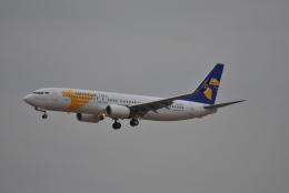LEGACY-747さんが、成田国際空港で撮影したMIATモンゴル航空 737-8CXの航空フォト(飛行機 写真・画像)