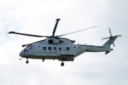 szkkjさんが、朝霞駐屯地で撮影した海上自衛隊 MCH-101の航空フォト(飛行機 写真・画像)