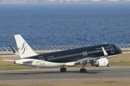 ゆなりあさんが、中部国際空港で撮影したスターフライヤー A320-214の航空フォト(飛行機 写真・画像)