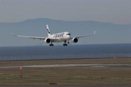 ゆなりあさんが、中部国際空港で撮影したフィンエアー A350-941の航空フォト(飛行機 写真・画像)