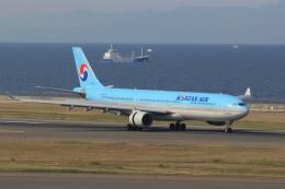 ゆなりあさんが、中部国際空港で撮影した大韓航空 A330-323Xの航空フォト(飛行機 写真・画像)