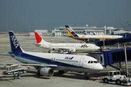 航空フォト:JA8384 全日空 A320