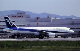 航空フォト:JA8389 全日空 A320