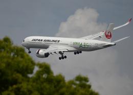 がいなやつさんが、福岡空港で撮影した日本航空 A350-941の航空フォト(飛行機 写真・画像)