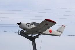 昭和の杜博物館(千葉県松戸市)で撮影された不明の航空機写真