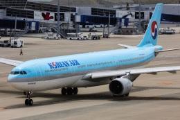 Wasawasa-isaoさんが、中部国際空港で撮影した大韓航空 A330-323Xの航空フォト(飛行機 写真・画像)