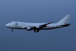 sepia2016さんが、成田国際空港で撮影したASLエアラインズ・ベルギー 747-4B5F/ER/SCDの航空フォト(飛行機 写真・画像)