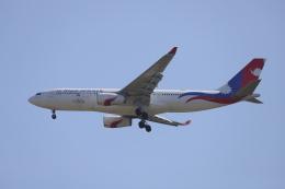 マーサさんが、成田国際空港で撮影したネパール航空 A330-243の航空フォト(飛行機 写真・画像)