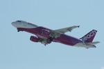 ちょっぱさんが、新千歳空港で撮影したピーチ A320-214の航空フォト(飛行機 写真・画像)